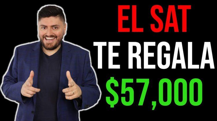 SAT regresa Dinero